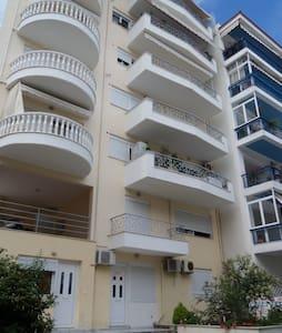 New comfortable studio near center & beach - Kavala - Apartment