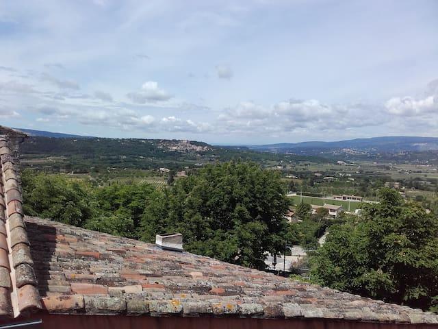 Appart spacieux au coeur du village - Bonnieux - Pis