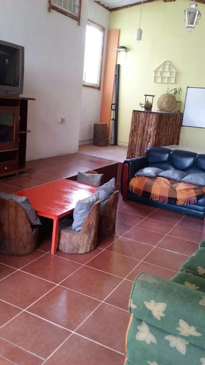 Casa estilo cuencano en el corazón de la amazonia