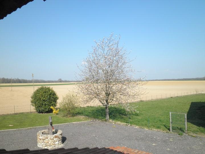 Petite escapade au calme A 17km de Château Thierry