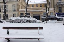 T2 pied château de Versailles
