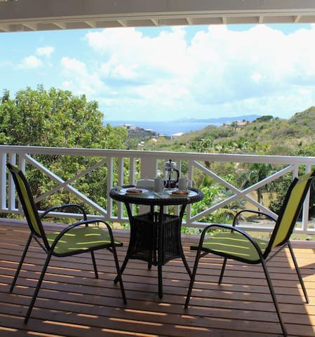 Beautiful Home with Spectacular view - Christiansted
