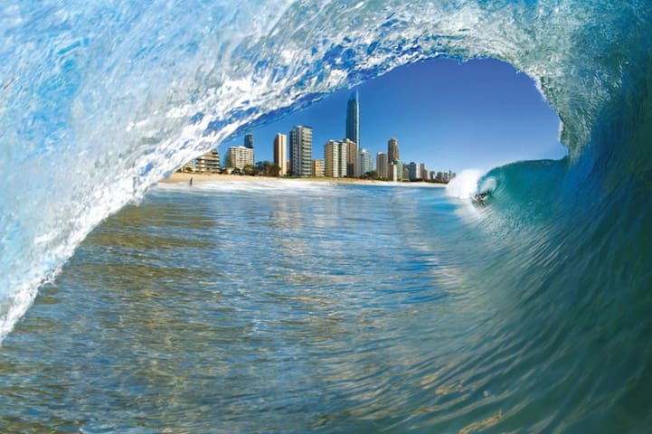 More than just Views, Surfers Paradise Apartment