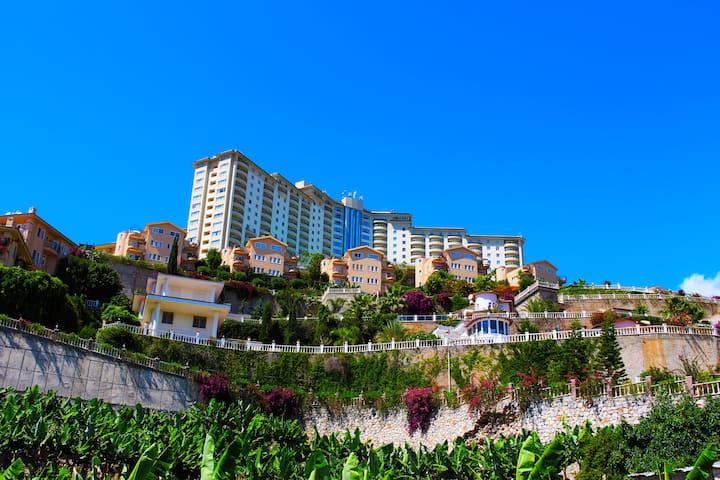 GoldCity private pool villa Alanya - Alanya - Villa