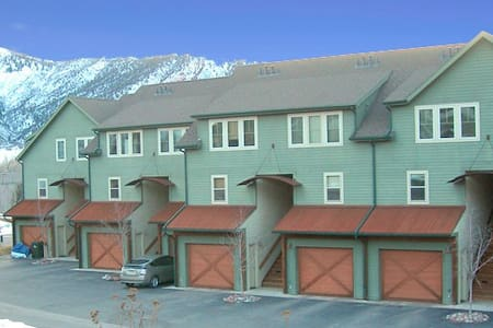 Lakeside Townhome with mountain views - Basalt - Townhouse