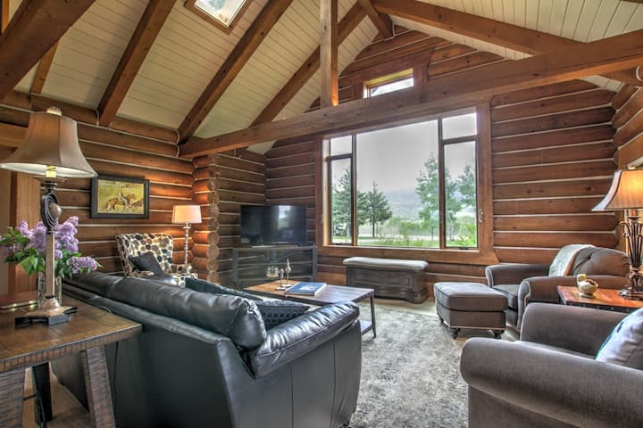 Grizzly Peak Cabin