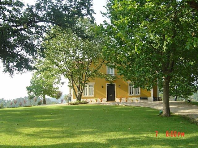 Quinta da Barcoiça -  Outeiro dos Pereiros - House