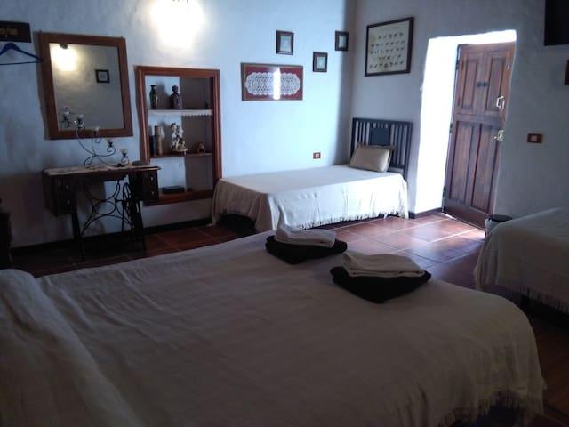 Graziosa en Villa Cecilio