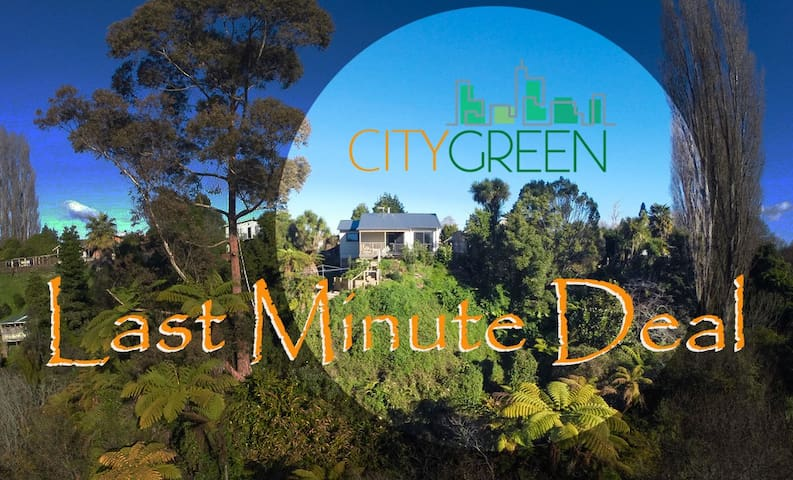 {CityGreen} Modern & Central, Last Minute Deal !!!