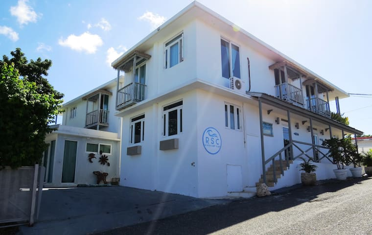 Rincon Surf Club Unit 1 - Aguada - Apartment
