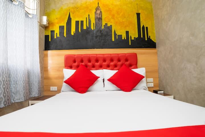 Standard Single Stay@Edilberto's Bed And Breakfast