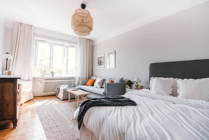 Newly renovated apartment on Top floor