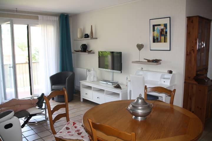 Vernet-les-Bains- Calme et vue Canigou