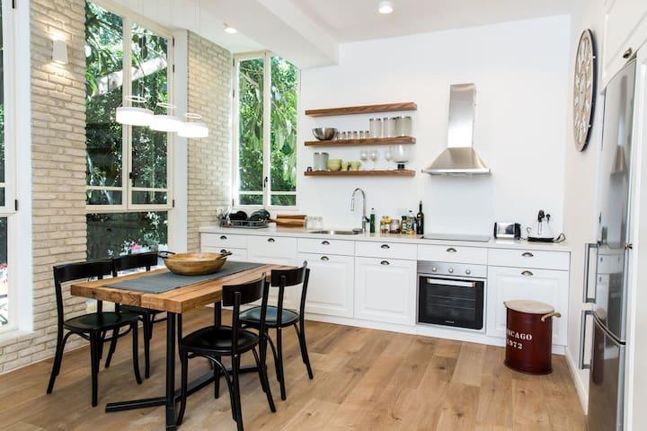 Luxury brand new cosy 2 bedroom apartment - Tel Aviv-Yafo - Apartamento