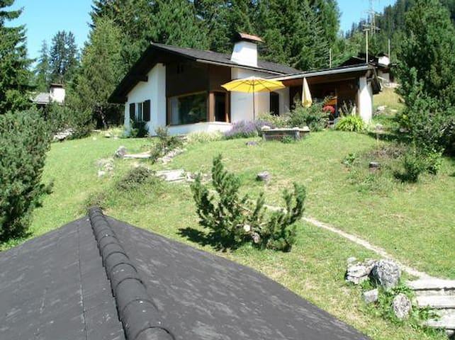 Haus Schwarz - Savognin - Talo