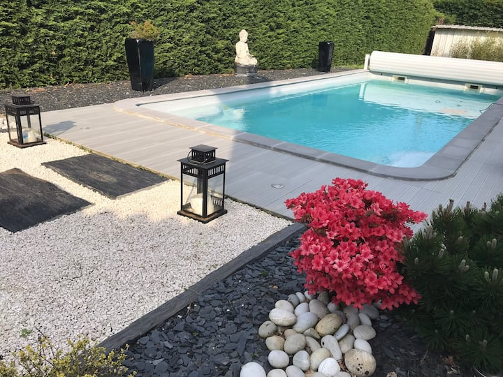Villa contemporaine de 190 m2 proche Bordeaux