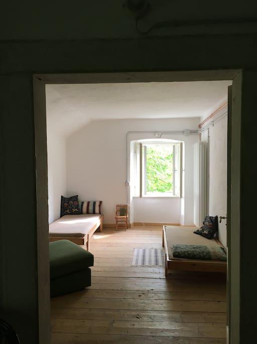 Camera con letti singoli (2)
