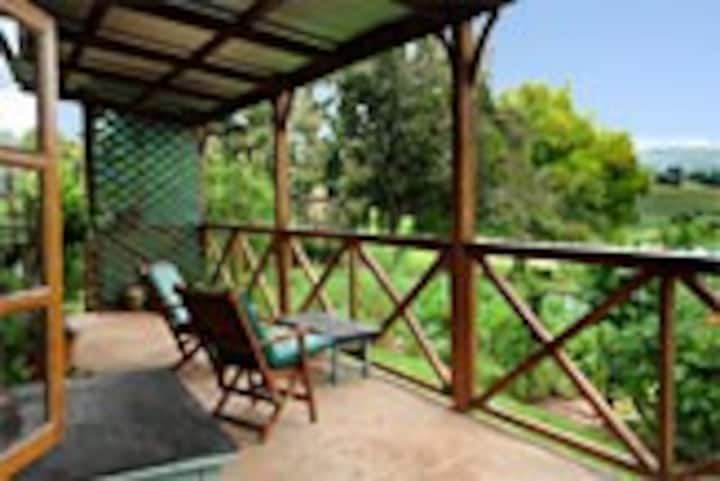 Dullstroom Cottages - The Snug