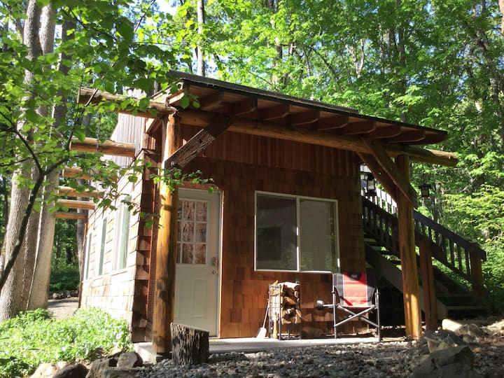 Klickitat River Retreat: Getaway!