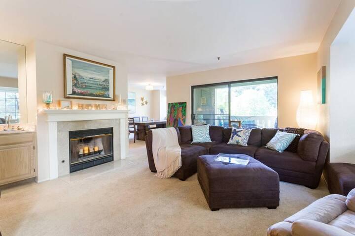 Great Home Between Napa & SF