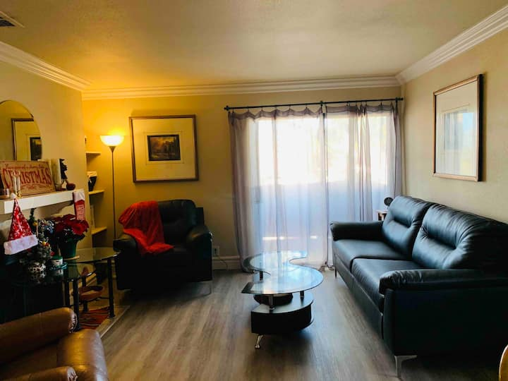 Gated condo close to the Strip and UNLV