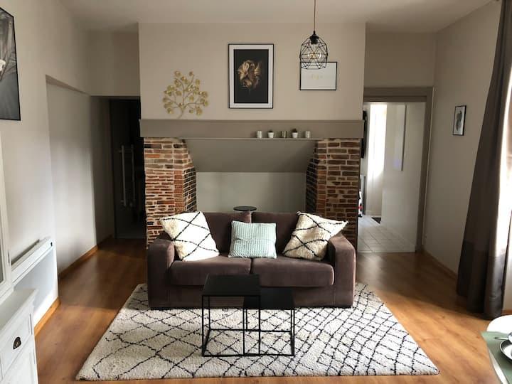 Appartement COSY, place Plumereau à 2min à pied