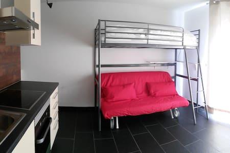 Studio neuf, proche UNIL, UNIL, ECAL, t. publics - Renens - Wohnung