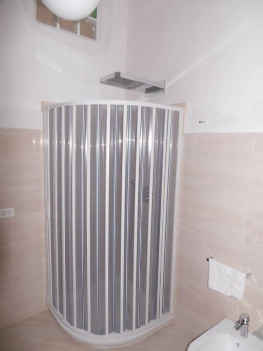 La nostra doccia idromassaggio