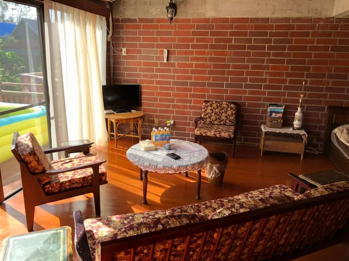 resort  cottage for Cat Lovers !  B84㎡ Workation