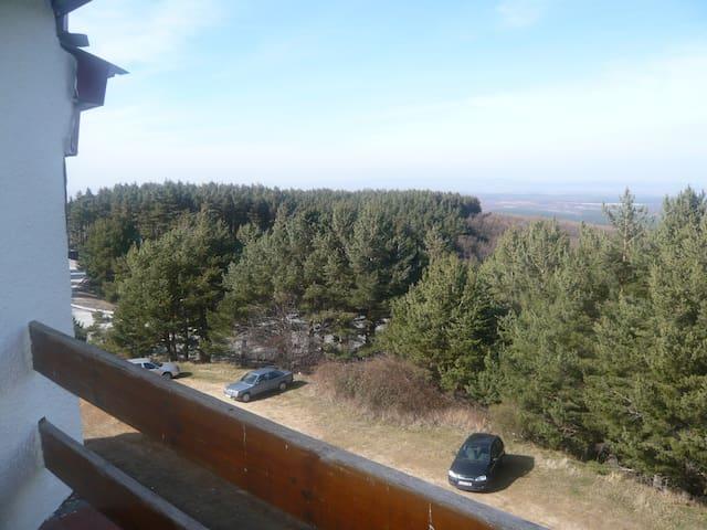 Apartamento en la montaña - La Pinilla