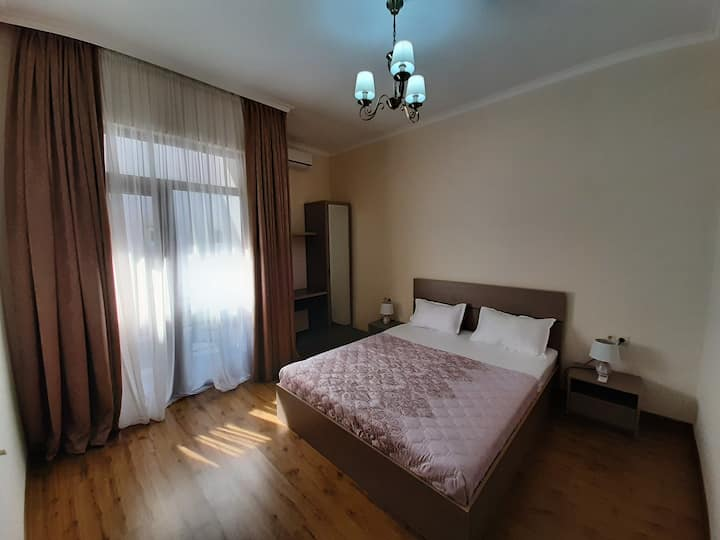 Flamingo -Double Room with Balcony N2