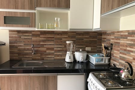 Practical and cozy apartament