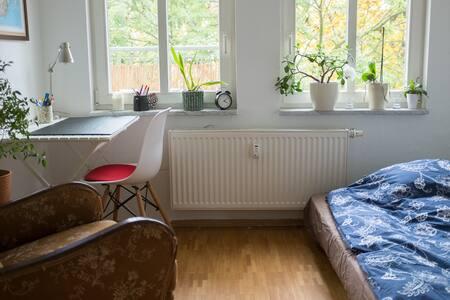 Gemütliches Zimmer - zentral und trotzdem ruhig - Condominium