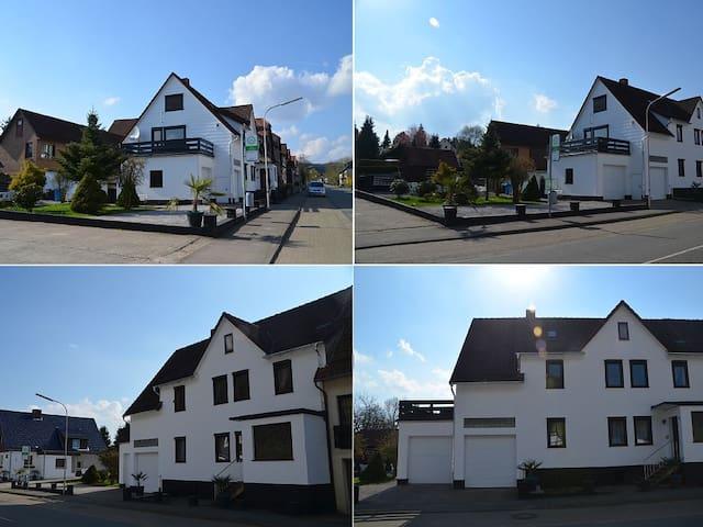 Ferienhaus ca. 260 qm bis 22 Personen im Harz - 巴德薩薩(Bad Sachsa) - 獨棟