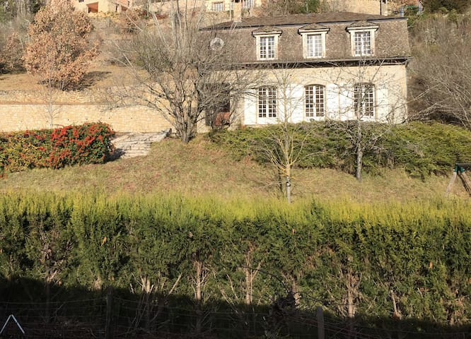 Maison de famille à la Canourgue en Lozère - La Canourgue - House