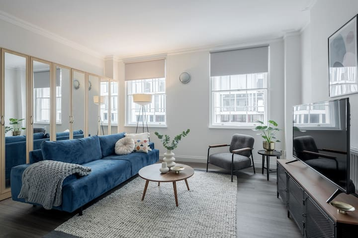 STAY&CO -1BR Exclusive Apartment Buckingham Palace