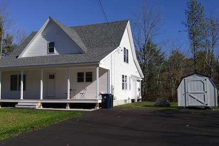 New Home, great location, 4 bedrooms, very quiet! - Biddeford