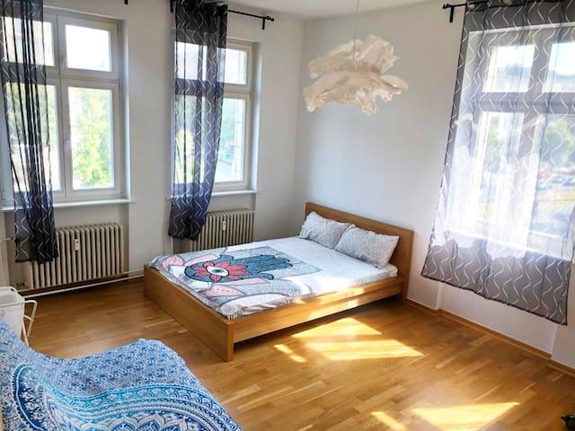 Habitación grande en el corazón de Berlín
