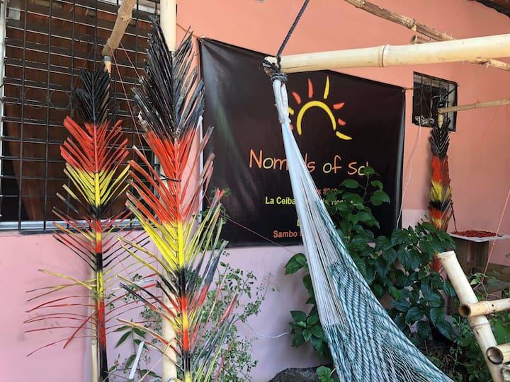 Nomads of Sol Center Honduras