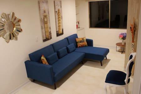 Acogedor apartamento remodelado para estrenar