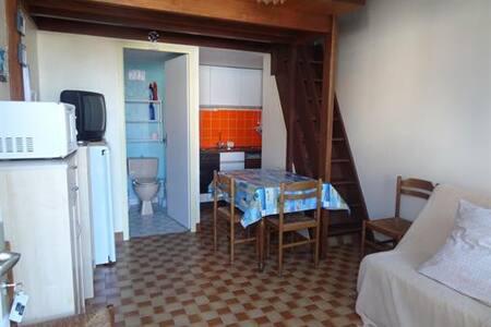 Maisonnette studio a 200m plage et foret - La Faute-sur-Mer