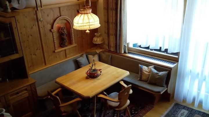 Gemütliche Maisonnettewohnung mit Tiroler Stube