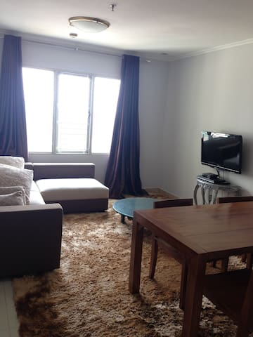 Homey Apartment in Central Jakarta