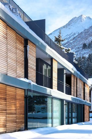 RIVER APARTMENT, in the heart of Andermatt - Andermatt - Lägenhet
