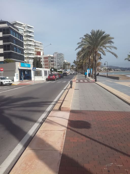 paseo Y CARRIL BICI