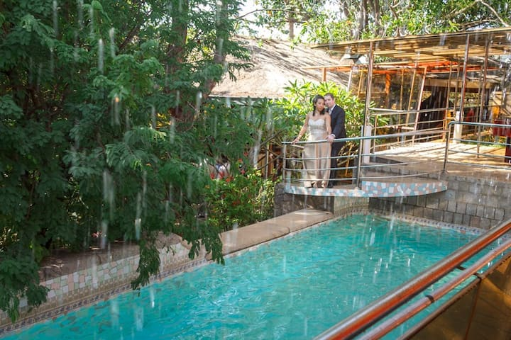 RAVINALA Apartment for 2-3 - Terrace Wifi Billards