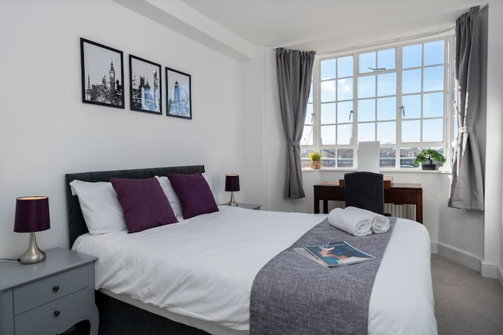 Family, Modern 2 Bedrooms Apartment, Chelsea ⭐⭐⭐⭐⭐