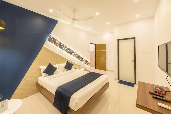 Cornerstay Deluxe Room 202