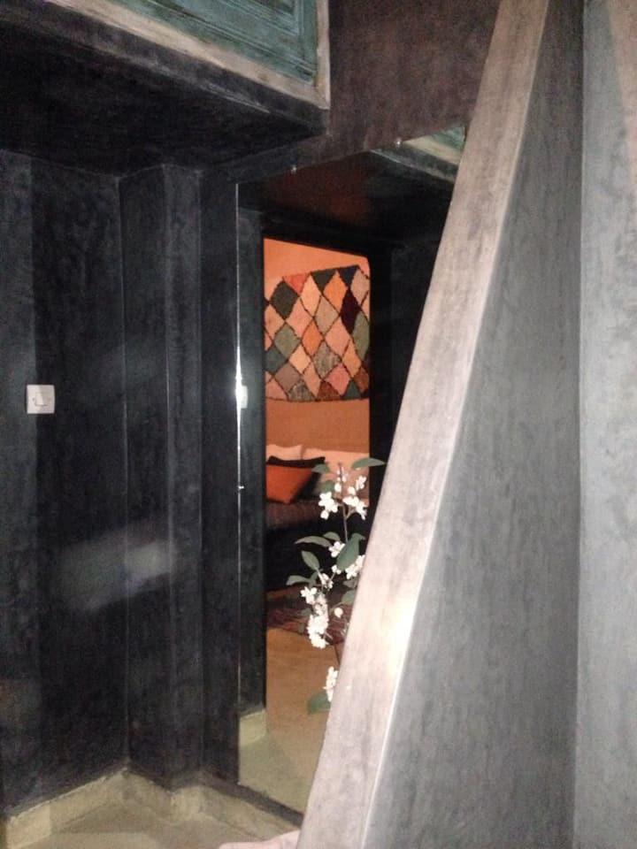 Kasbah Flilou - chambre Targa