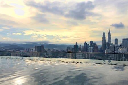 Exclusive Infinity Pool,Near KLCC - Kuala Lumpur